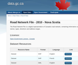 data.gc.ca